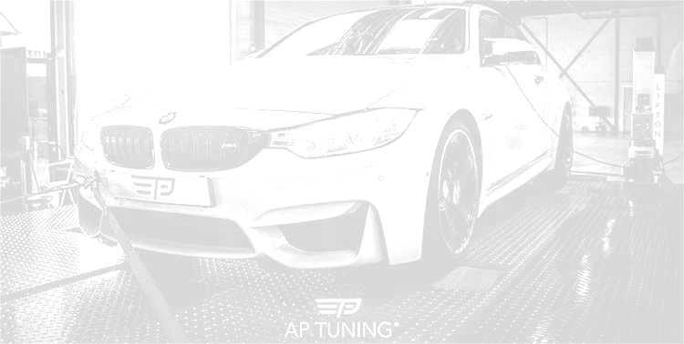 Chiptuning BMW M4 F82 - Stage 1